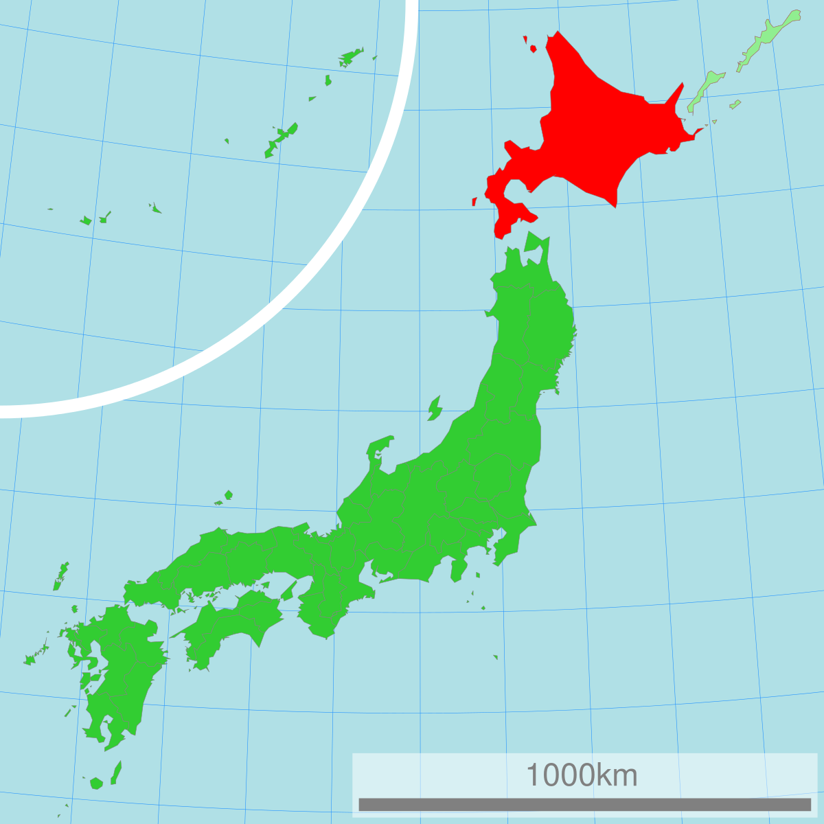 đảo hokkaido
