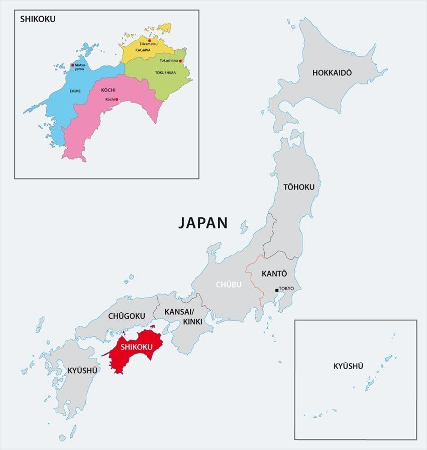 đảo shikoku