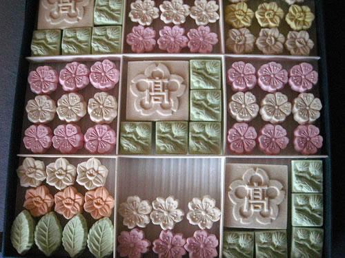 kẹo wasanbon - bánh kẹo nhật bản nhập khẩu
