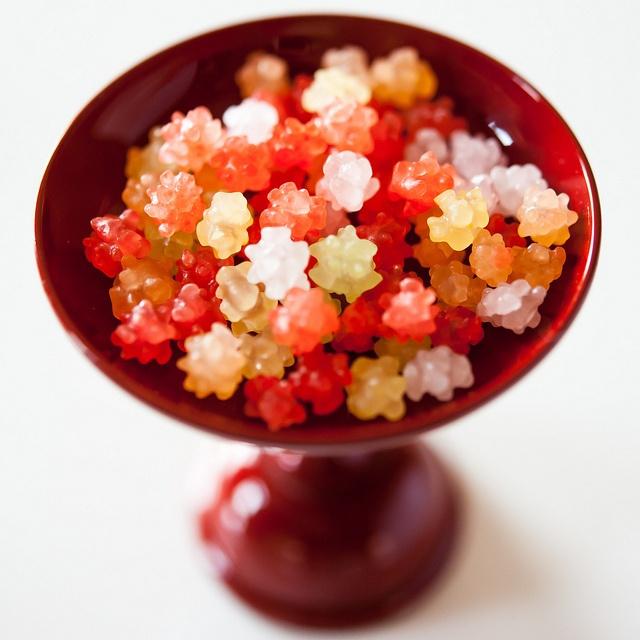 Kẹo Konpeito - bánh kẹo nhật bản nhập khẩu