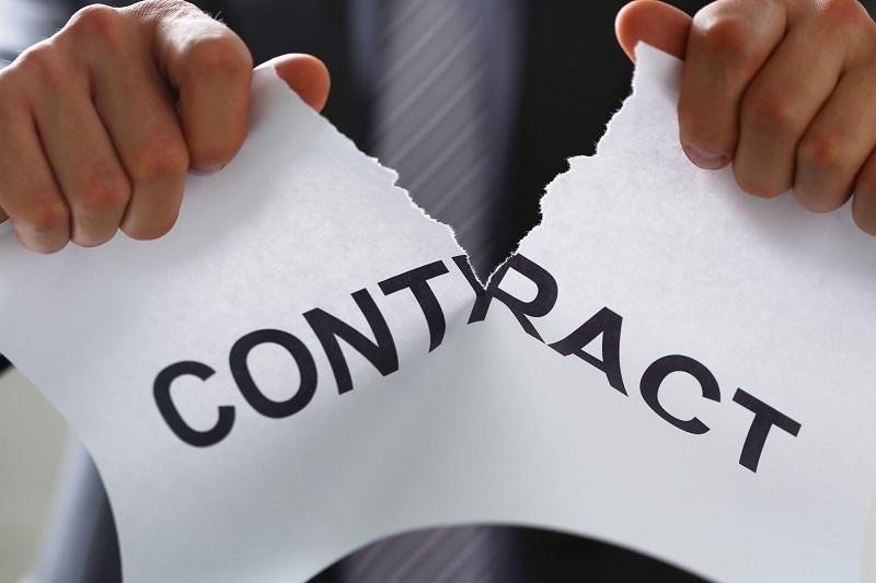 Mẫu quyết định chấm dứt hợp đồng lao động đúng quy định - jes.edu.vn