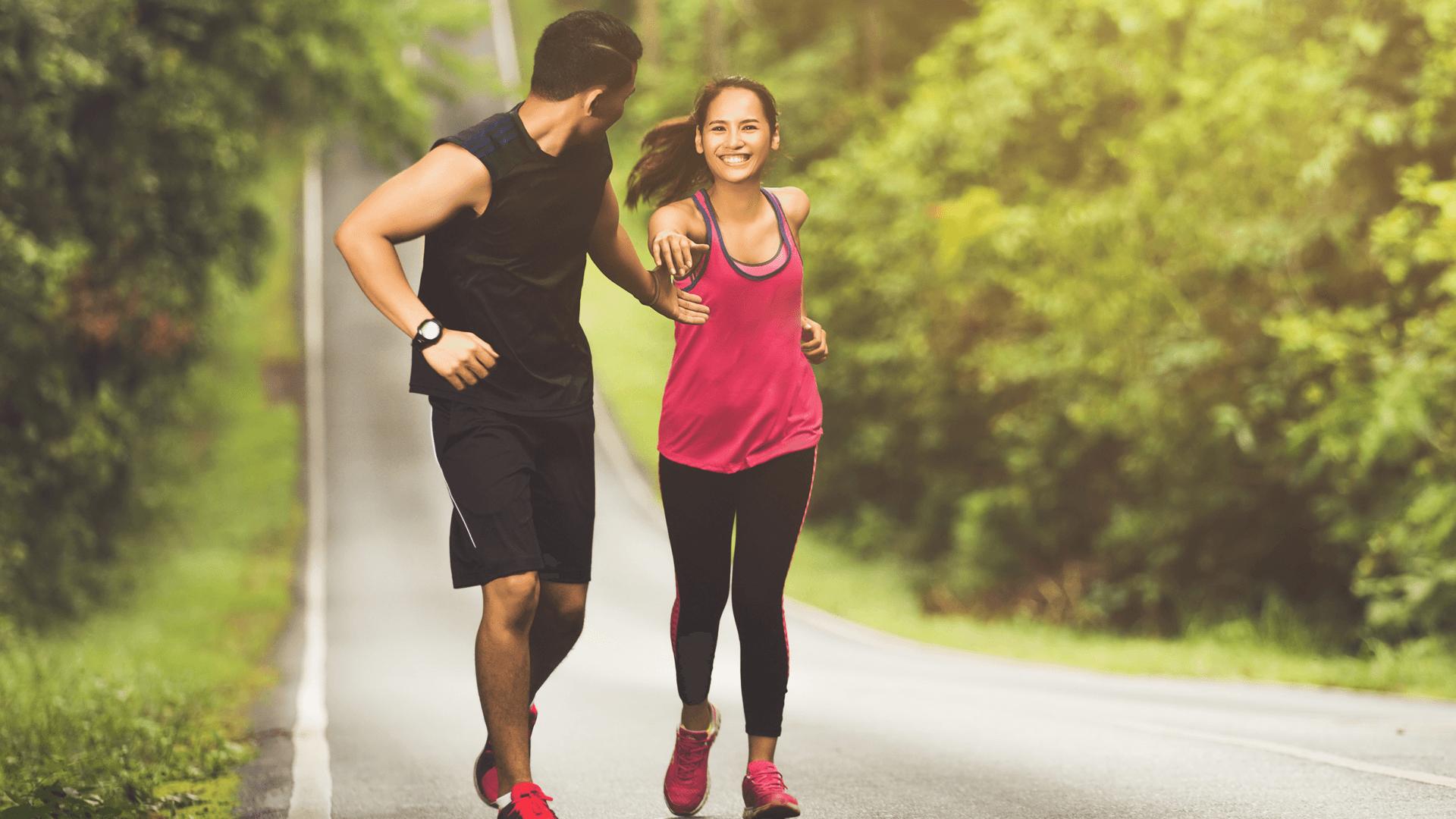 tập thể dục là cách hạ men gan