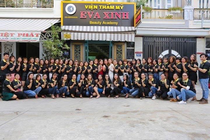 Trường dạy nghề phun xăm thẩm mỹ uy tín tại TPHCM