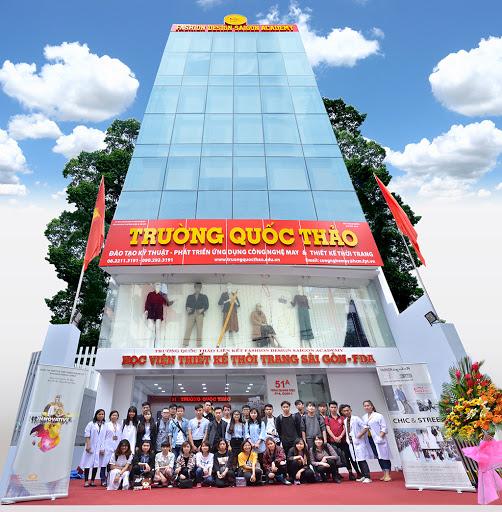 dạy nghề thiết kế thời trang uy tín ở TP Hồ Chí Minh