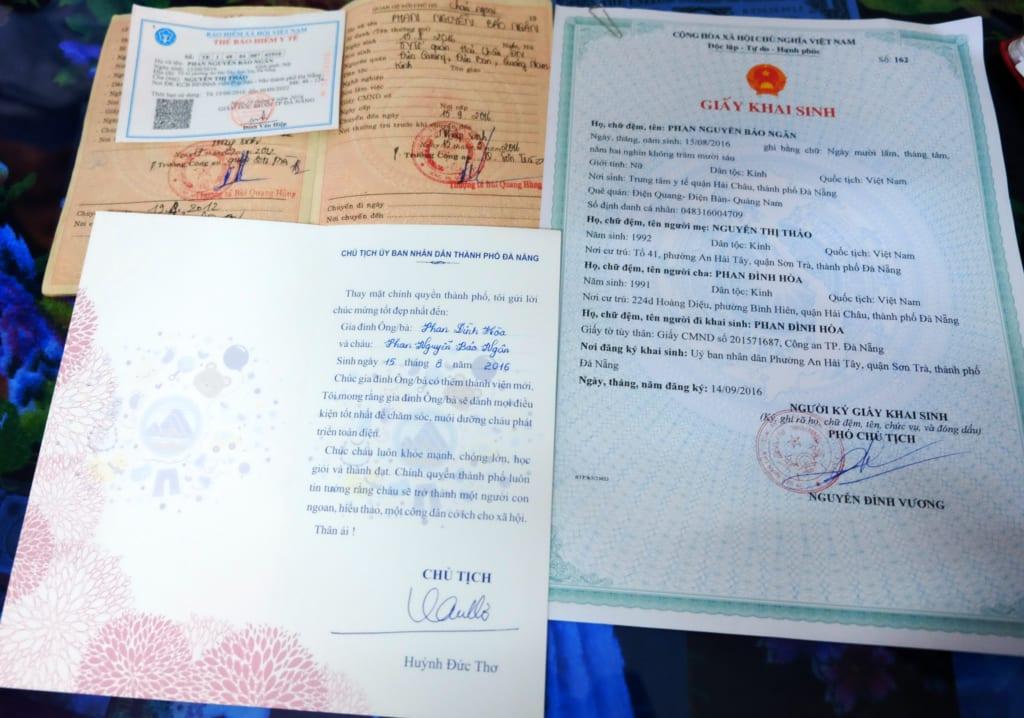 Thủ tục làm giấy khai sinh cho con-2