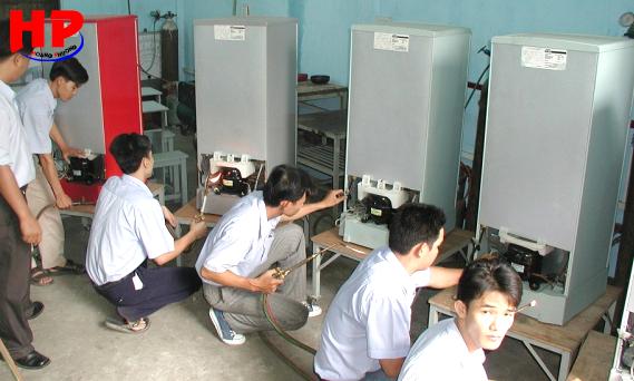 Trung tâm dạy nghề sửa chữa điện lạnh uy tín tại TP Hồ Chí Minh