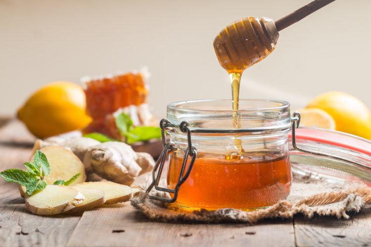 Gừng mật ong giảm cân hiệu quả