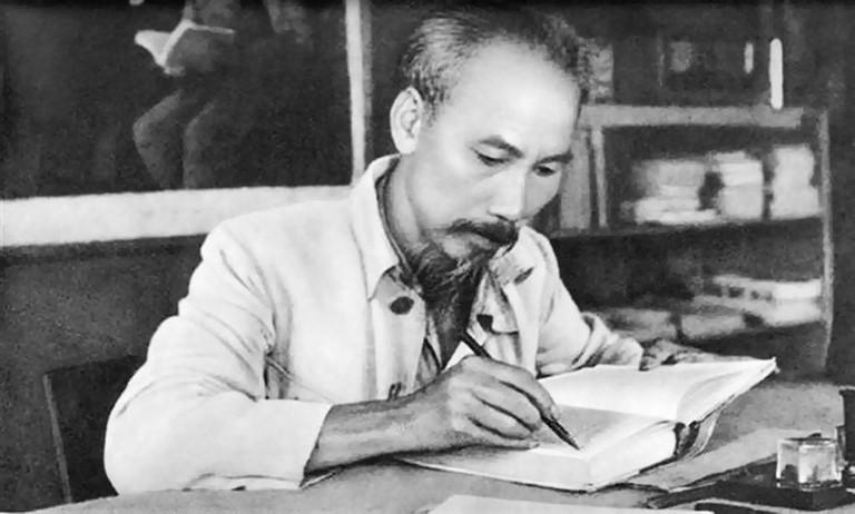 Bản đăng ký học tập và làm việc theo gương Hồ Chí Minh hay dùng