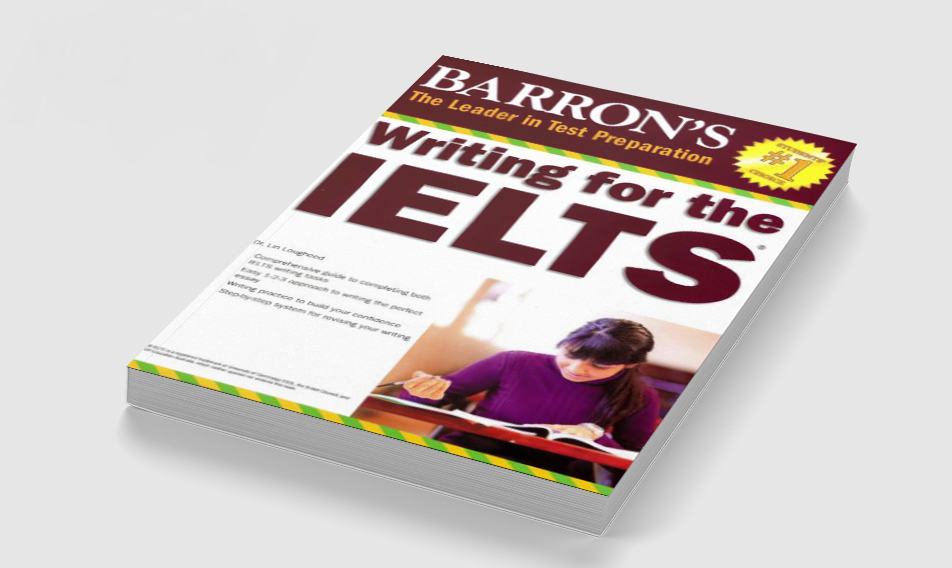 barrons writing for ielts