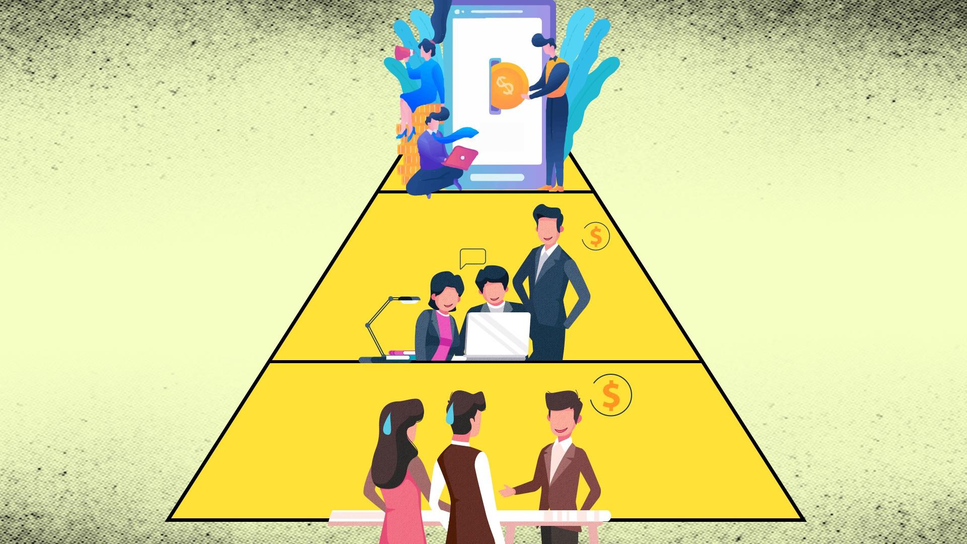 Bán hàng đa cấp là như thế nào