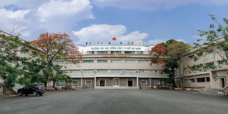 Trường Đại Học Nông Lâm TP.HCM