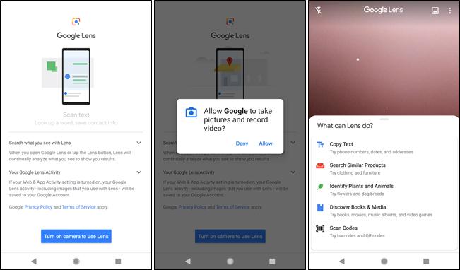 Cách quét mã QR trên android không cài thêm ứng dụng