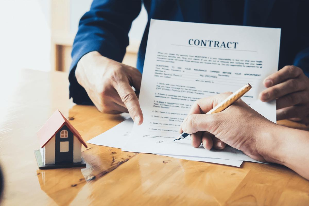 Hợp đồng mua bán nhà đất viết tay có hiệu lực pháp luật