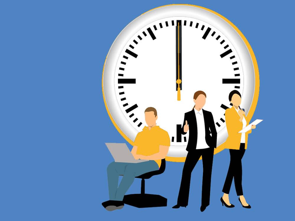 Thời gian làm thêm giờ