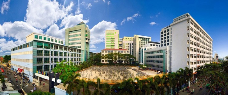Đại học có ngành kỷ thuật hóa học-Đại học công nghiệp TPHCM