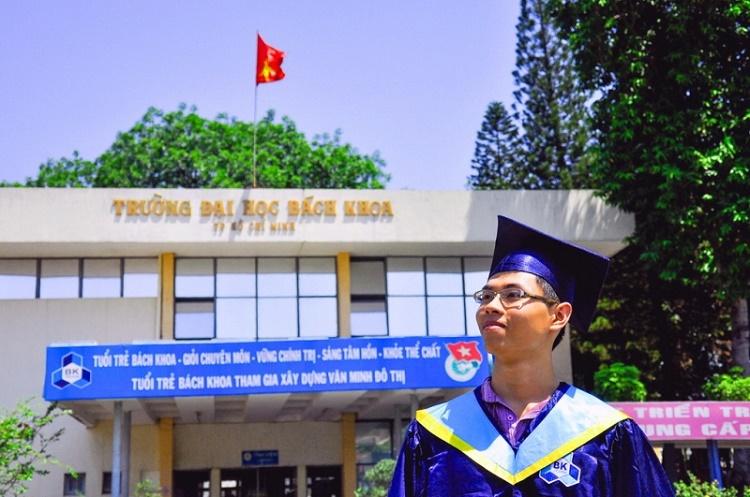 Đại học có ngành quản lý công nghiệp-Đại học bách khoa TPHCM