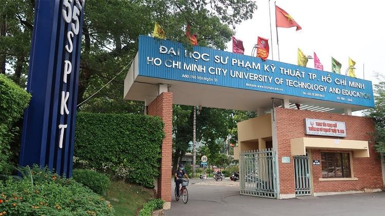 Đại học công nghệ kỹ thuật máy tinh DH SPKT TPHCM