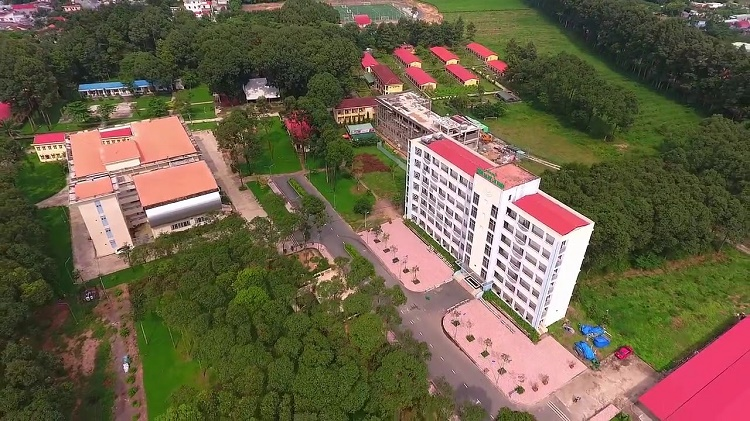Đại học đào tạo ngành Lâm nghiệp đô thị-Đại học Lâm nghiệp