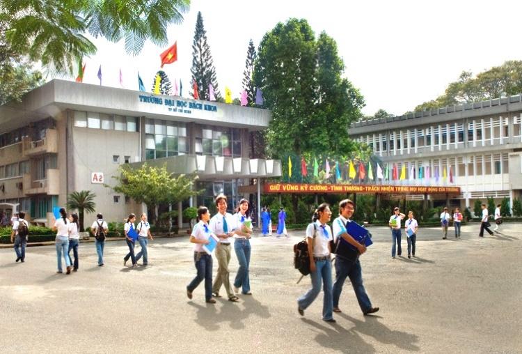 Đại học đào tạo công nghệ dệt may-Đại học bách khoa TPHCM