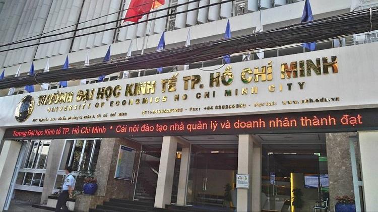 Đại học đào tạo kinh doanh thương mại-DH Kinh tế TPhCM
