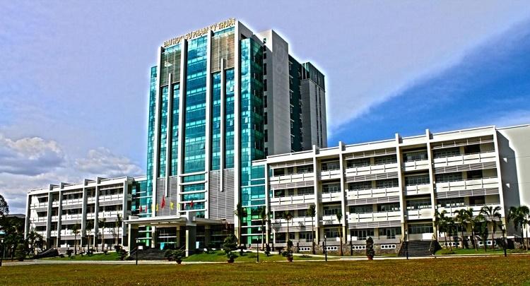Đại học đào tạo kỹ thuật điện tử-Đại học sư phạm kỹ thuật