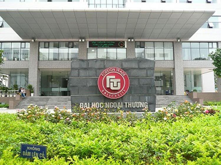 Đại học đào tạo ngành kinh tế quốc tế -Đại học ngoại thương HN