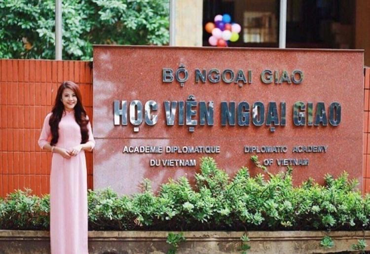 Đại học đào tạo ngành kinh tế quốc tế -Học viện ngoại giao