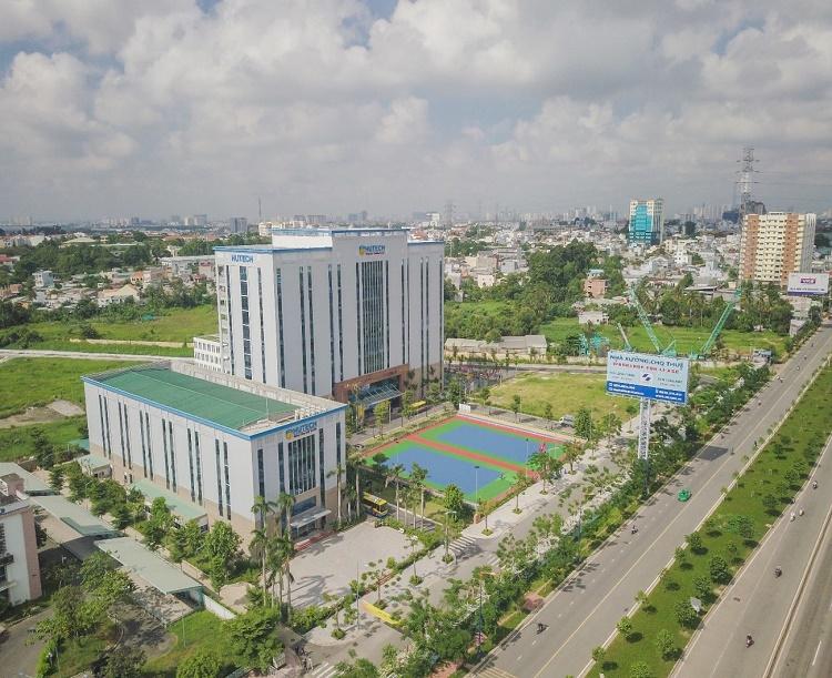 Đại học đào tạo ngành thiết kế nội thất-Đại học công nghệ TPHCM