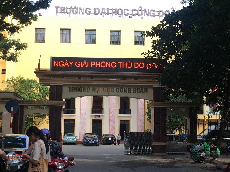 Đại học đào tạo quản trị nhân sự-Đại học công đoàn