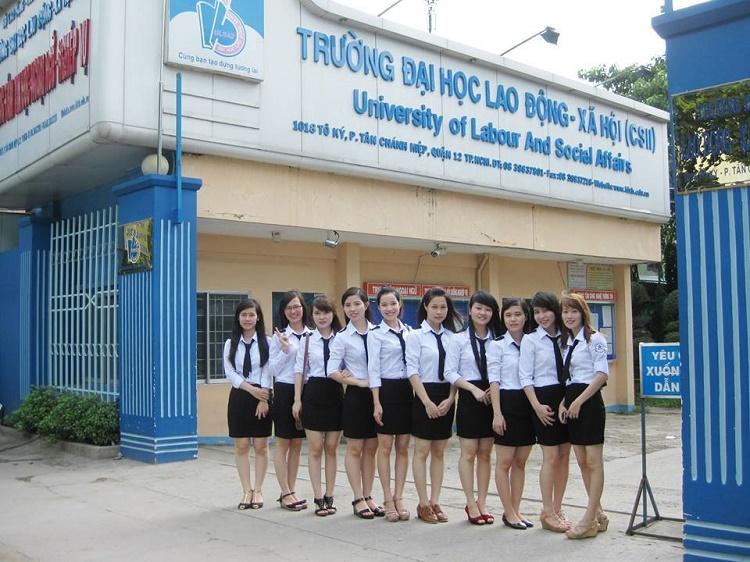 Đại học đào tạo quản trị nhân sự-Đại học lao động xã hội