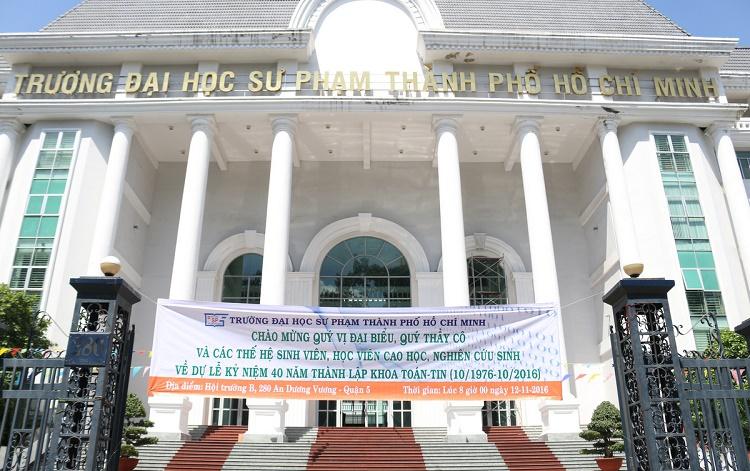 Đại học đào tạo sư phạm tiếng anh-Đại học SP Hồ Chi Minh