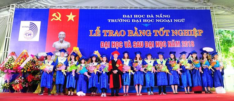 Đại học đào tạo sư phạm tiếng anh-Đại học SP Đà Nẵng