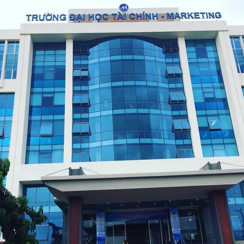 Đại học được nhiều người biết đến-Tài chính Marketing