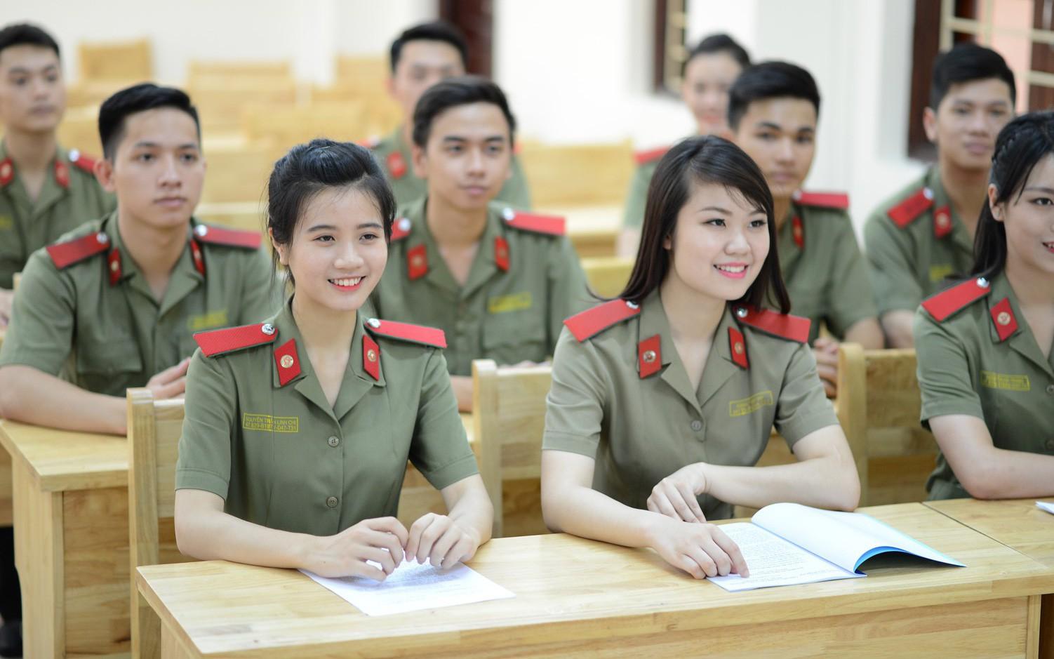 Đại học trinh sát an ninh-Học viện an ninh