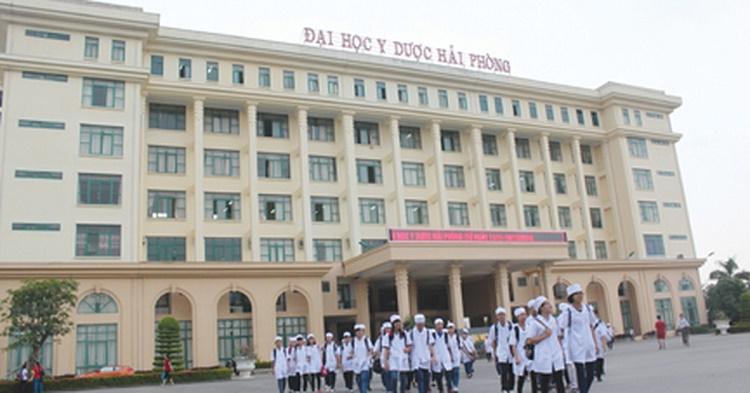 Trường đào tạo y học cổ truyền-ĐH Y hải phòng