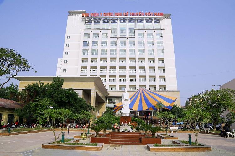 Trường đào tạo y học cổ truyền-Học viện y dược học cổ truyền Việt Nam