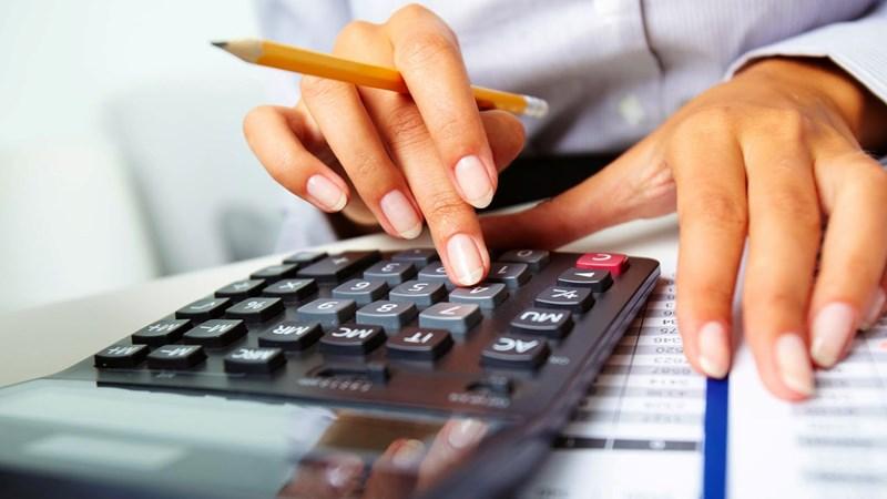 Bài tập tính thuế TNDN