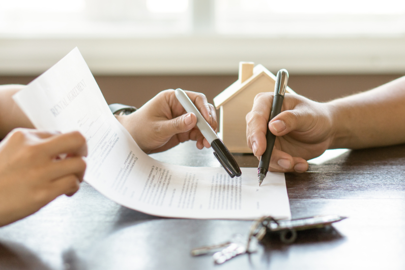 Cách tính thuế cho thuê nhà