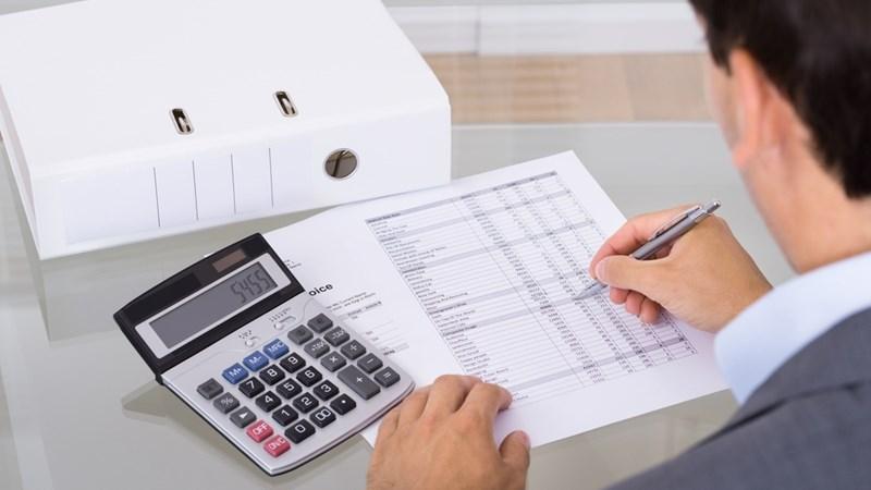 Tiểu mục nộp thuế thông dụng
