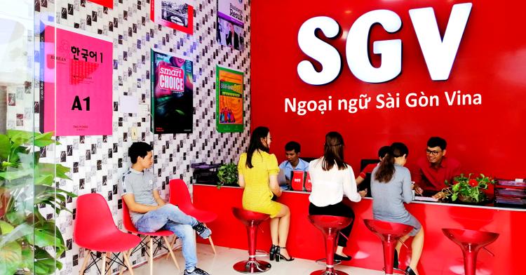 Trung tâm đào tạo tiếng Trung giao tiếp tại TPHCM - Saigon Vina