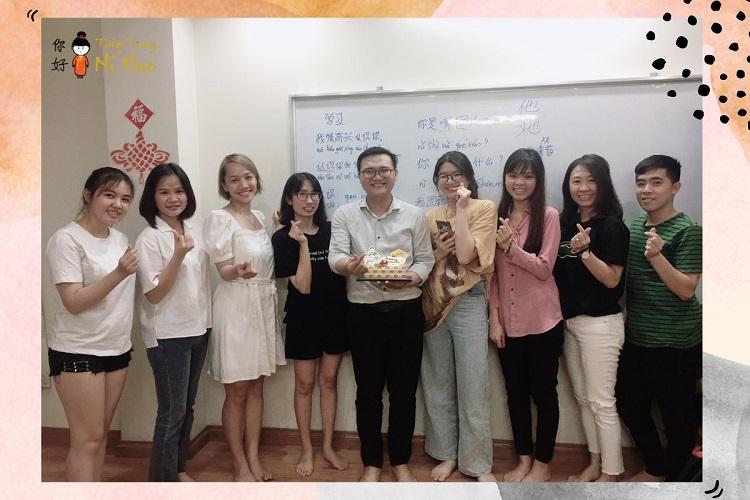 Trung tâm dạy tiếng Trung giao tiếp Ni Hao