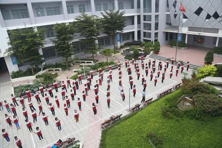 Cao đẳng đào tạo ngôn ngữ Anh-Cao đẳng bách khoa Sài Gòn
