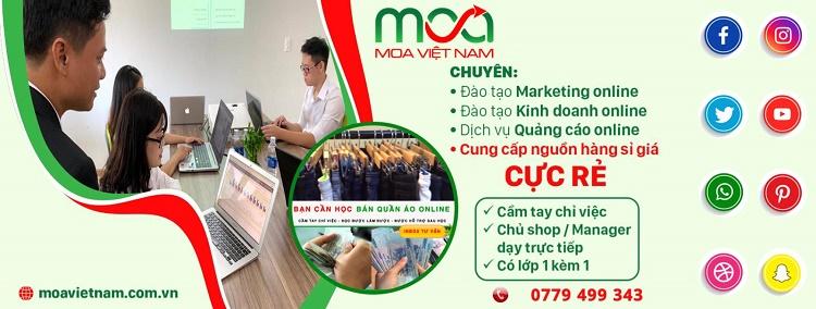 Trung tâm bán hàng Online-MOA việt nam