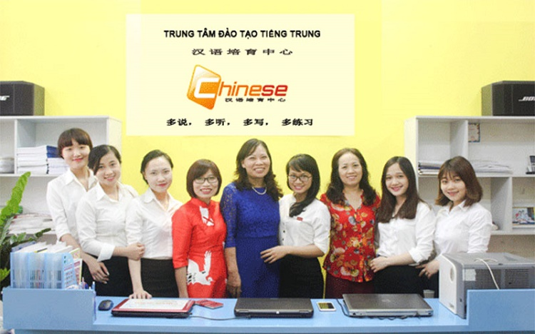 Trung tâm tiếng Trung giao tiếp tốt nhất-Chinese