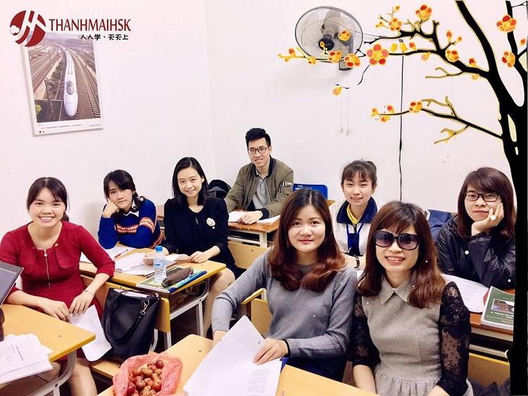 Trung tâm tiếng Trung giao tiếp tốt nhất-Thanh mai HSK