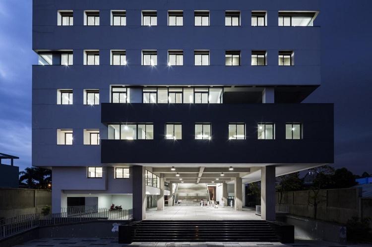 Trường đào tạo công nghệ kỹ thuật kiến trúc DH kiến trúc