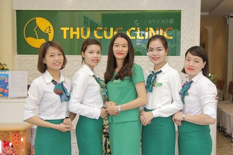 Bệnh viện thẩm mỹ Thu Cúc - địa chỉ điêu khắc chân mày tại TPHCM