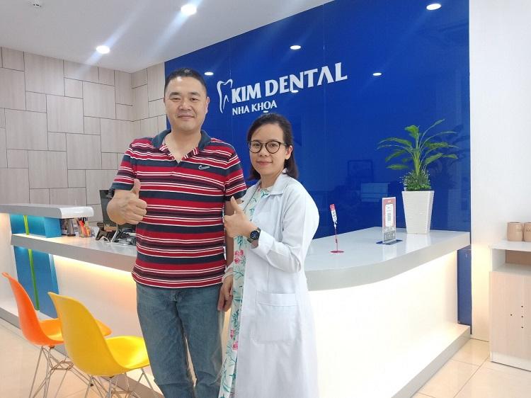 Phòng khám nha khoa tại TPHCM - Nha khoa Kim (Kim Dental)