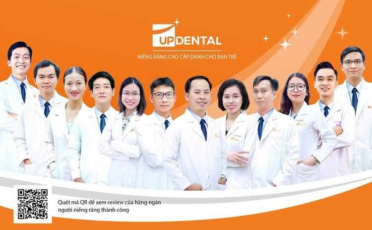 Phòng khám nha khoa tại TPHCM Up Dental