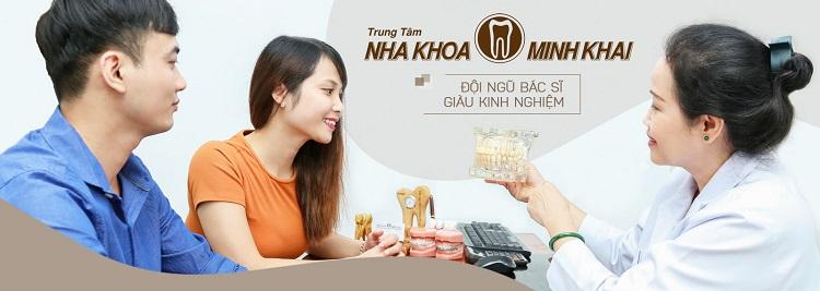 Niềng răng ở Nha Khoa Minh Khai